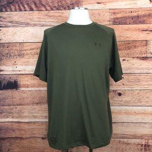 Under Armour OD Green T-Shirt